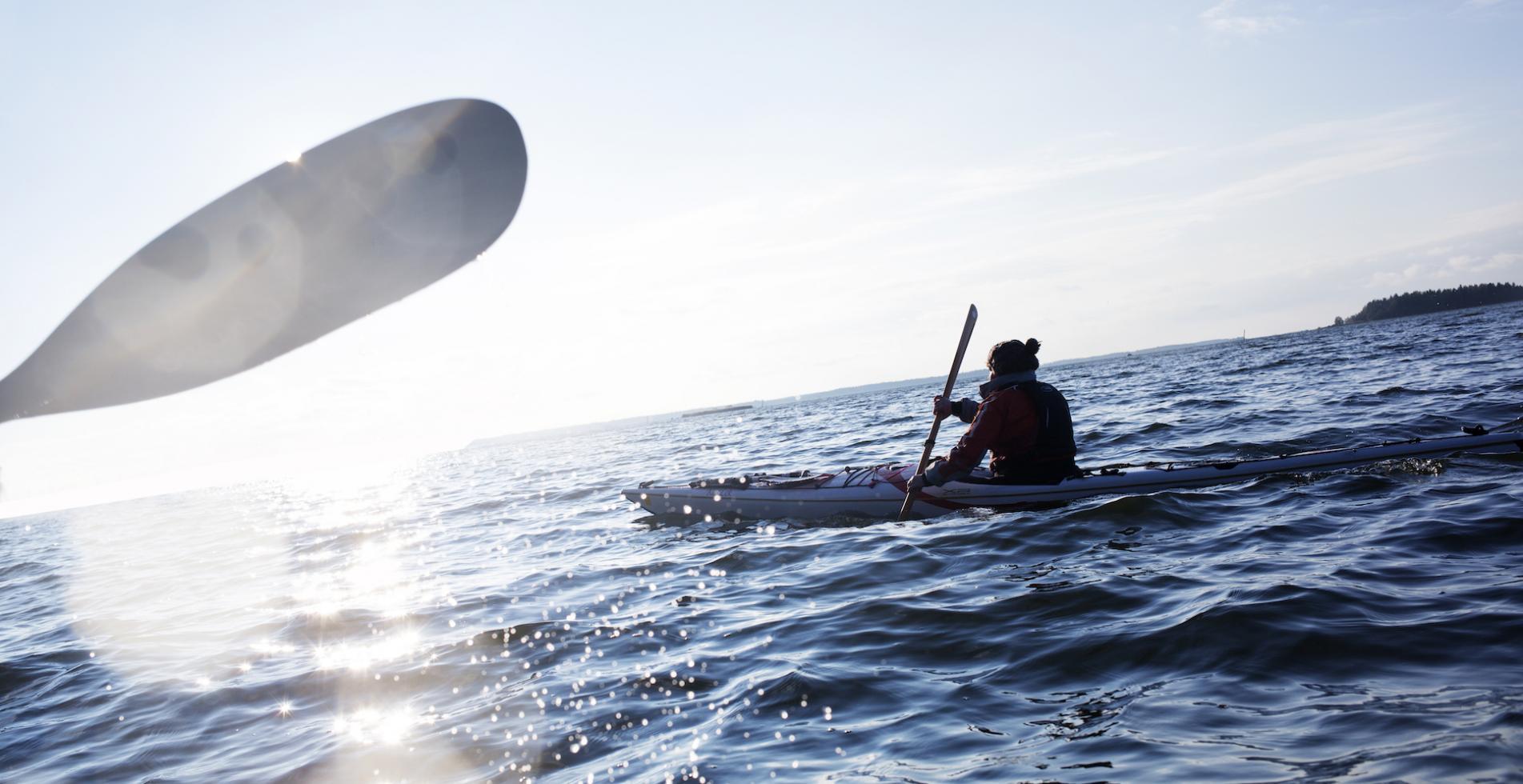 paddling kvarken