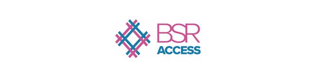 BSR Access logo