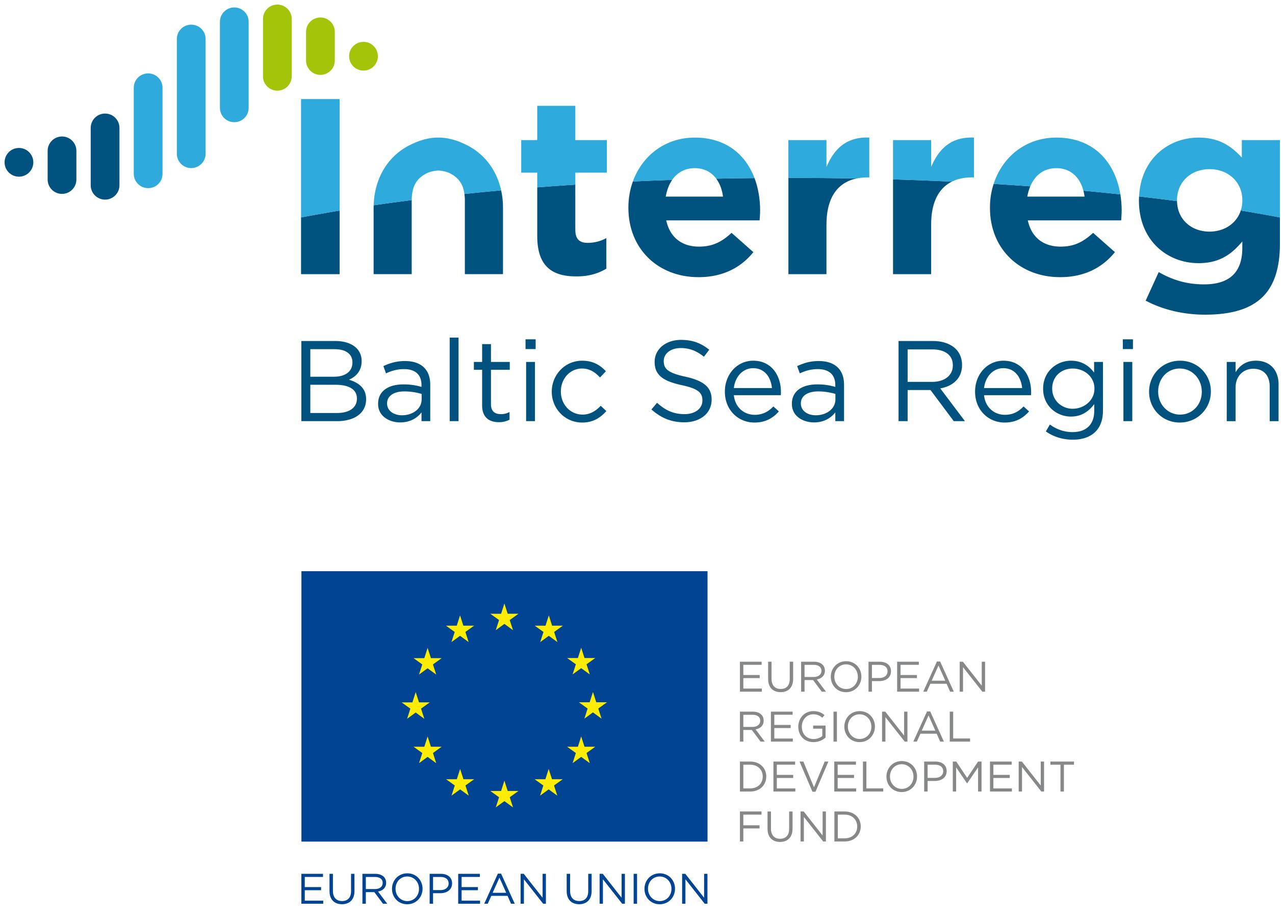 Logo Interreg Baltic Sea Region