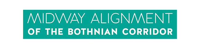 Midway alignment logo