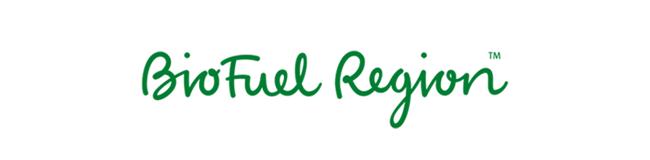 Biofuel region logo
