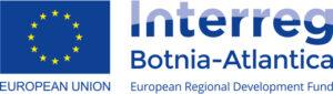 Finansiär Interreg Botnia-Atlanticas logotyp