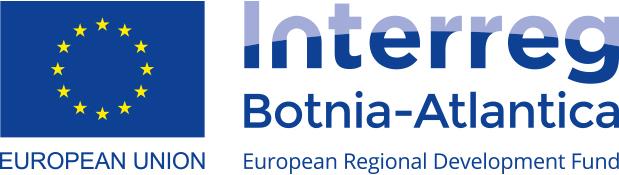 Finansiär Interreg Botnia-Atlanticas logoyp