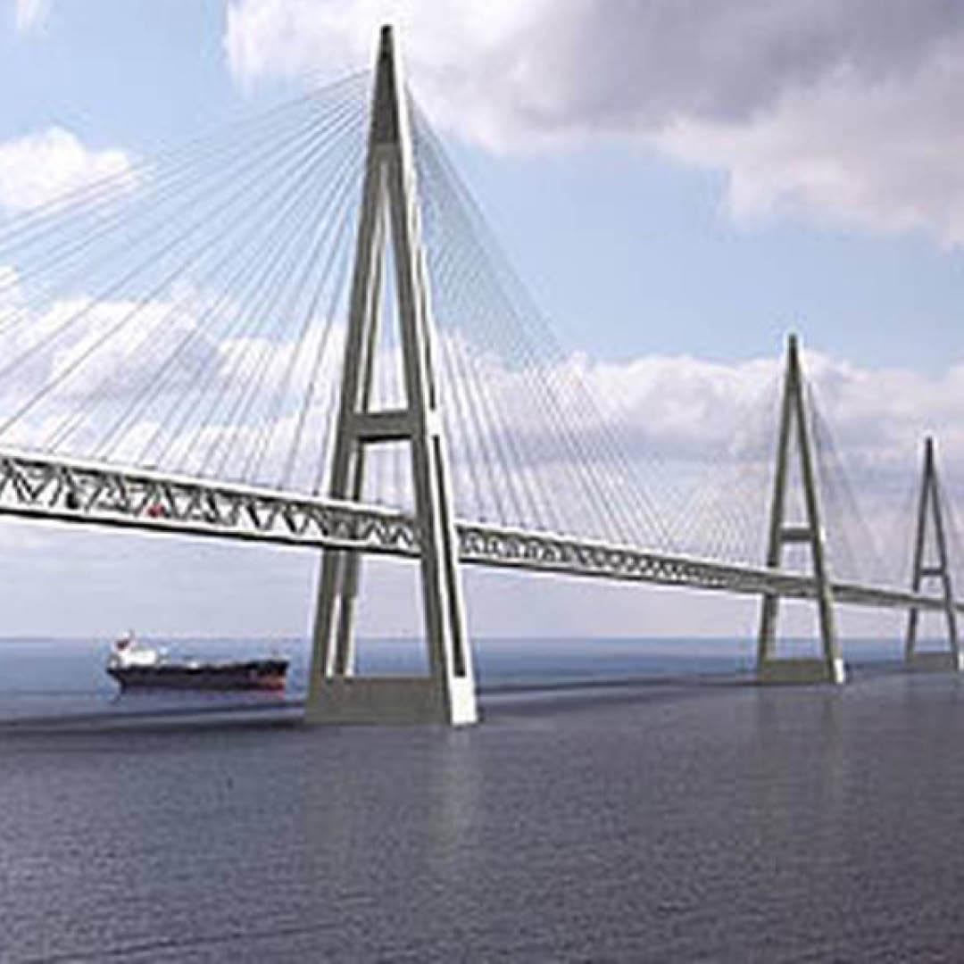 Fehmarn Bält-bron
